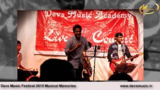 Devs Music Festival 2015 www.devsmusic.in Devs Music Academy
