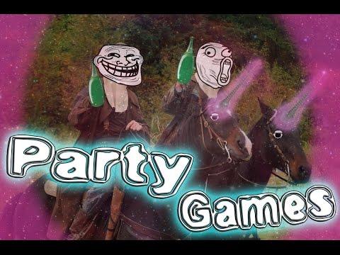 Игра - Вечеринка №2