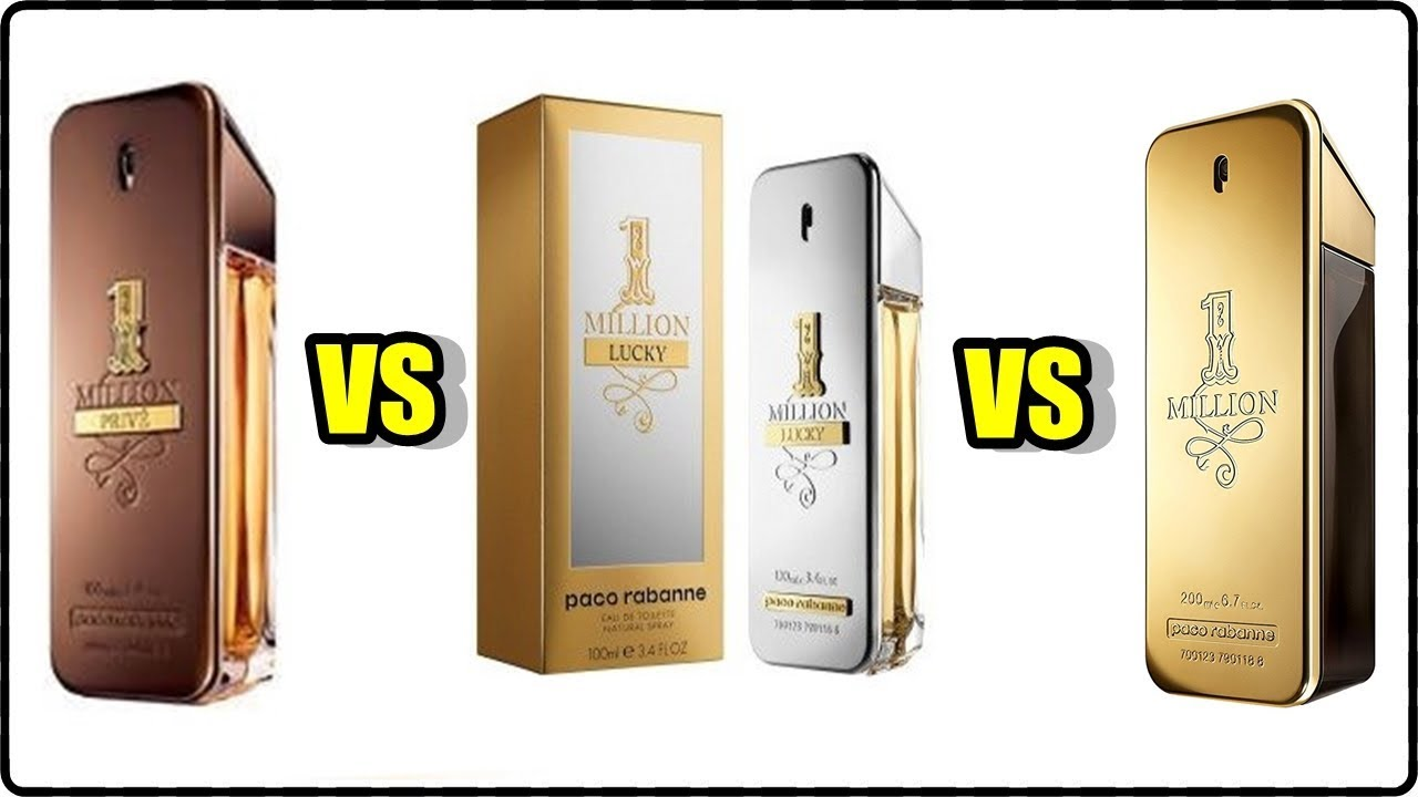 Paco Rabanne One Million Lucky Deutsch One Million Lucky Vs