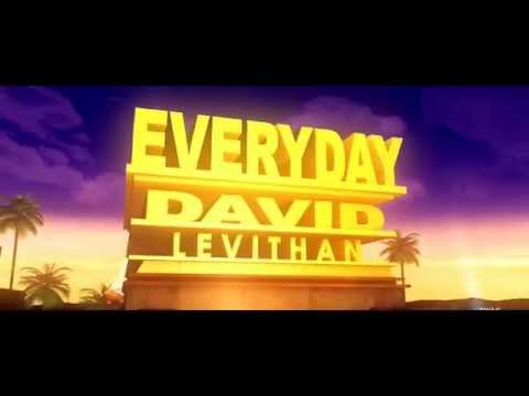 Everyday by David Levithan (Book Trailer)