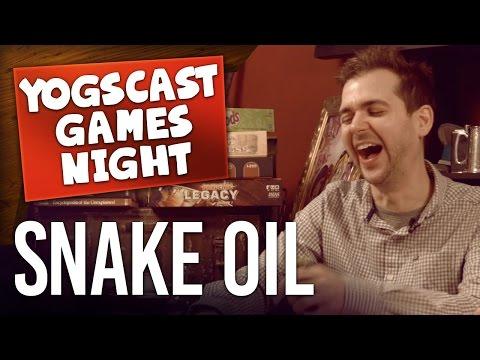 HAND SOCKS | Snake Oil (Games Night XL)