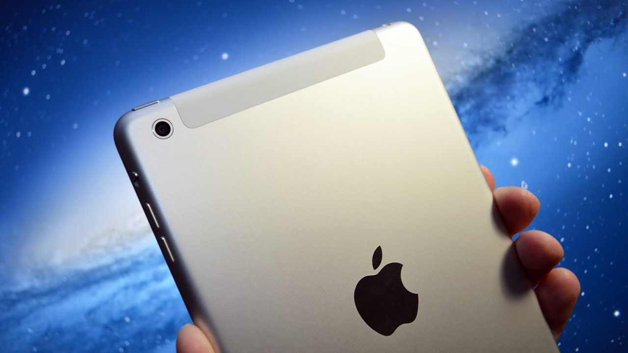 Apple Ipad Mini Wificellular Lte 4g Unboxing Speed Demo