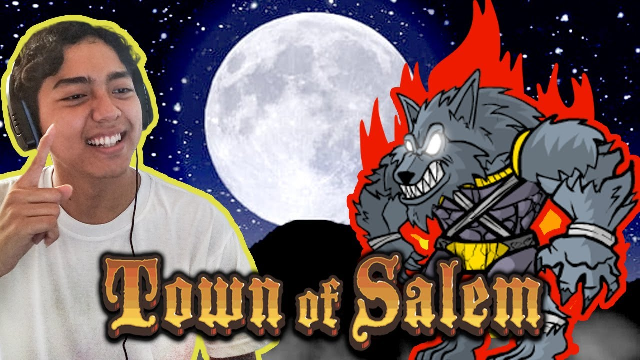 JADI WEREWOLF! GAME WEREWOLF ONLINE | Town of Salem Indonesia #3