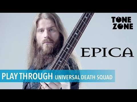 Universal Death Squad - Epica, By Rob van der Loo, Playthrough | Tone Zone