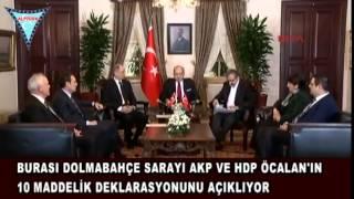 13 Yıllık AKP-PKK İşbirliği !