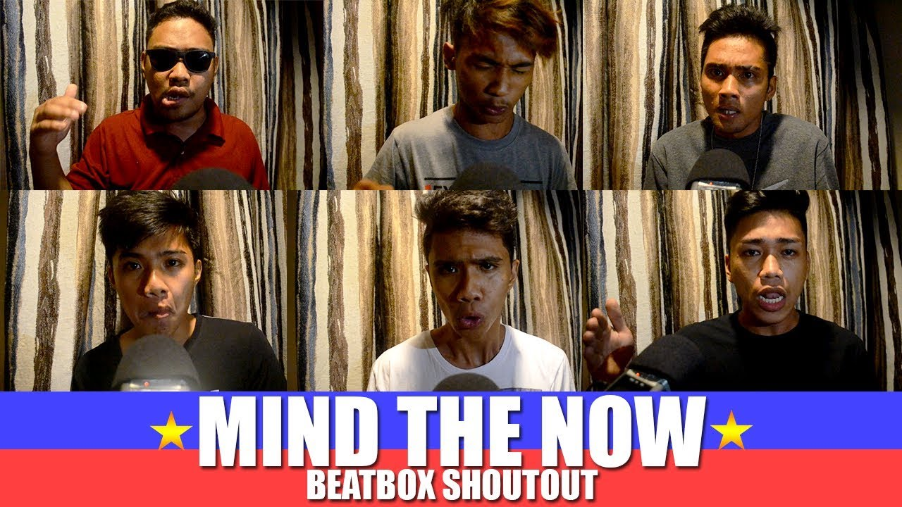 Mind-The-Now Beatboxers Shoutout!