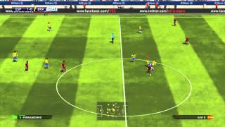 PES 2015   Gameplay Compilation #1 Thumbnail