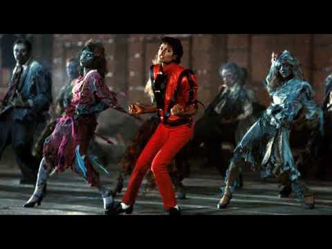 Michael Jackson - Thriller (Keyboards Guitars & Vocals) written by Rod Temperton