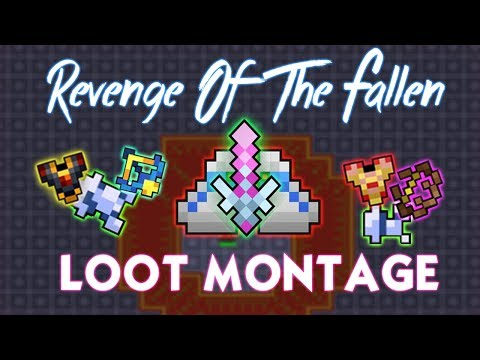 RotMG Private Server : Revenge Of The Fallen - Loot Montage