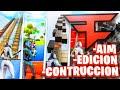MAPA CREATIVO QUE USAN JUGADORES PRO de FAZE CLAN Aim/ Edit/ Turtling - Fortnite Mapa Creativo