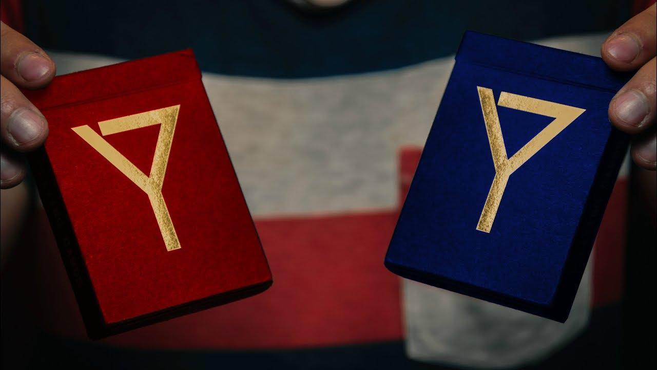 NAJWIĘKSZY PROJEKT W MOIM ŻYCIU – KARTY Y V3 – Magic of Y