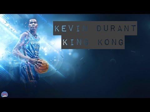 5adaf0513ef Kevin Durant - King Kong (NBA Regular Season 2016 - 2017)