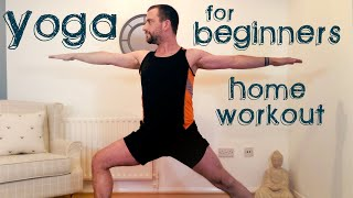 Beginner's Yoga at Home - Class 1 - Full Hour