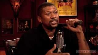 Jalen Rose Was Hazed by Dikembe Mutombo