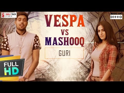 Guri | Vespa Vs Mashooq  | Latest New Punjabi Songs 2017 | Compilation | SMI AUDIO Hit Folk Songs