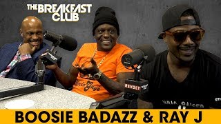 Boosie Badazz & Ray J Talk Acting, Sperm Count, Booty Goons & More
