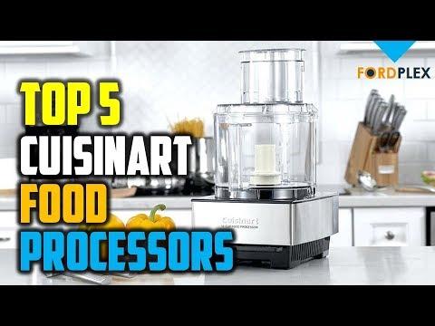 Cuisinart food processors - Top 5 Best Cuisinart food processors 2019 Reviews By Fordplex