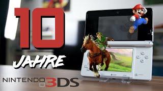 Nintendo 3DS - Eİn Rückblick nach 10 Jahren!