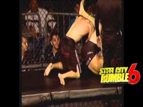 Steel City Rumble 6 Ray Orosco VS Andrew Addington