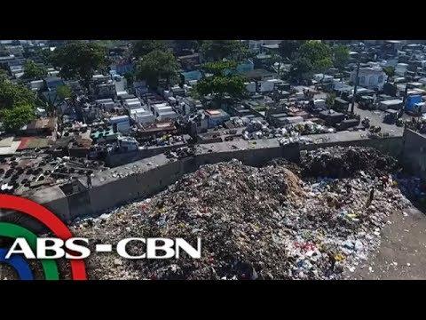 TV Patrol: 'Tambakan' ng basura sa pampang ng Manila Bay, nadiskubre sa Cavite