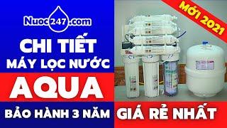 Máy Lọc Nước AQUA MUTOSI 9 10 Lõi Lọc Giá Rẻ - Bảo Hành 3 Năm Tại Nhà - Mã Khuyến Mại AQMT9 #AQMT9 ✅