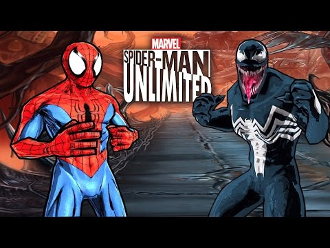 Spider-Man Unlimited - Symbiote World Special Event Gameplay