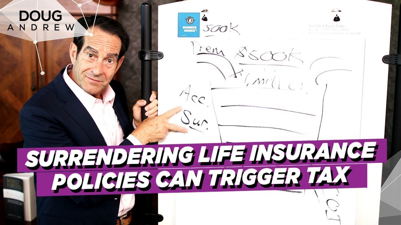 What Does Cash Surrender Value Mean On Life Insurance ...