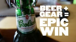 Tips & Tricks — Cheap Grolsch Strap Locks & More!