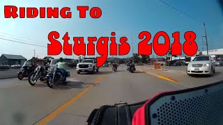 Download Video Riding From Rapid City To Sturgis 2018: Taking The Freeway This Time MP3 3GP MP4