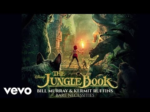 """Bill Murray, Kermit Ruffins - The Bare Necessities (From """"The Jungle Book"""" (Audio Only))"""