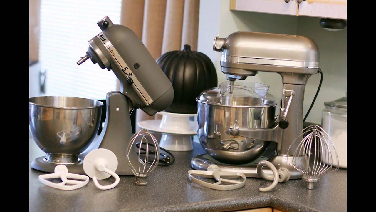 Kitchen Aid Mixer Reviews Kmart Appliances Kitchenaid Review Youtube