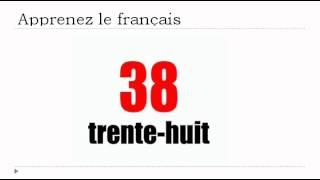 Fransk for Dansk = Tallene 30 40