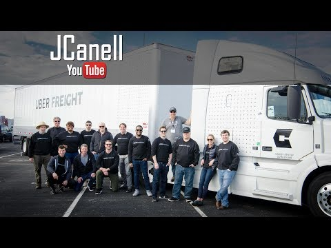 365Trucking: Meet some of the people behind Uber Freight!