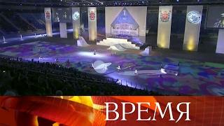 вСанкт-Петербурге 10 тысяч зрителей впервые посетили новый стадион «Зенит-Арена»