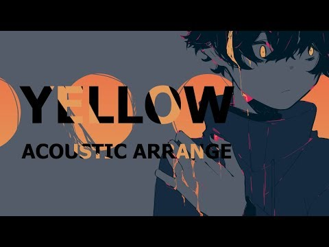YELLOW / アコギアレンジで歌ってみた ver. near
