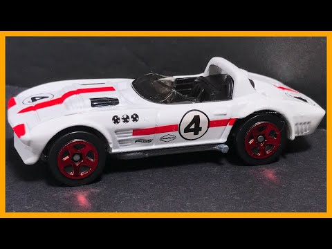 Corvette Grand Sport Roadster Track Test & Review - Hot Wheels