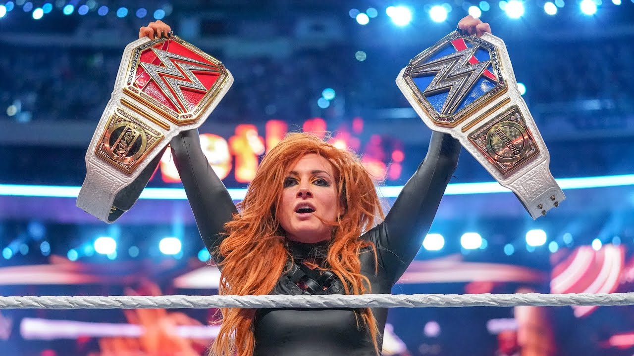 Download Becky Lynch's meteoric rise to becoming The Man: WWE Playlist