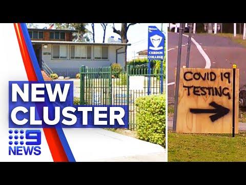 Coronavirus: Three Sydney schools closed for cleaning   9 News Australia
