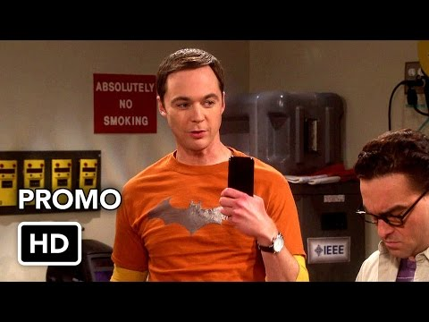 "'The Big Bang Theory' promo 10x02 ""The Military Miniaturization"""