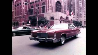 1976 Lincoln Continental Commercial - Town Car - Resale Warranty Program