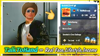 TalkToHand Real Face Reveal | Lifestyle Cars,House,Gf,Etc.| TalkToHand,Oxxi Gaming