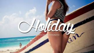 "Dancehall Instrumental Riddim Guitar Beat - ""Holiday"" 2016 (Prod. Mindkeyz)"