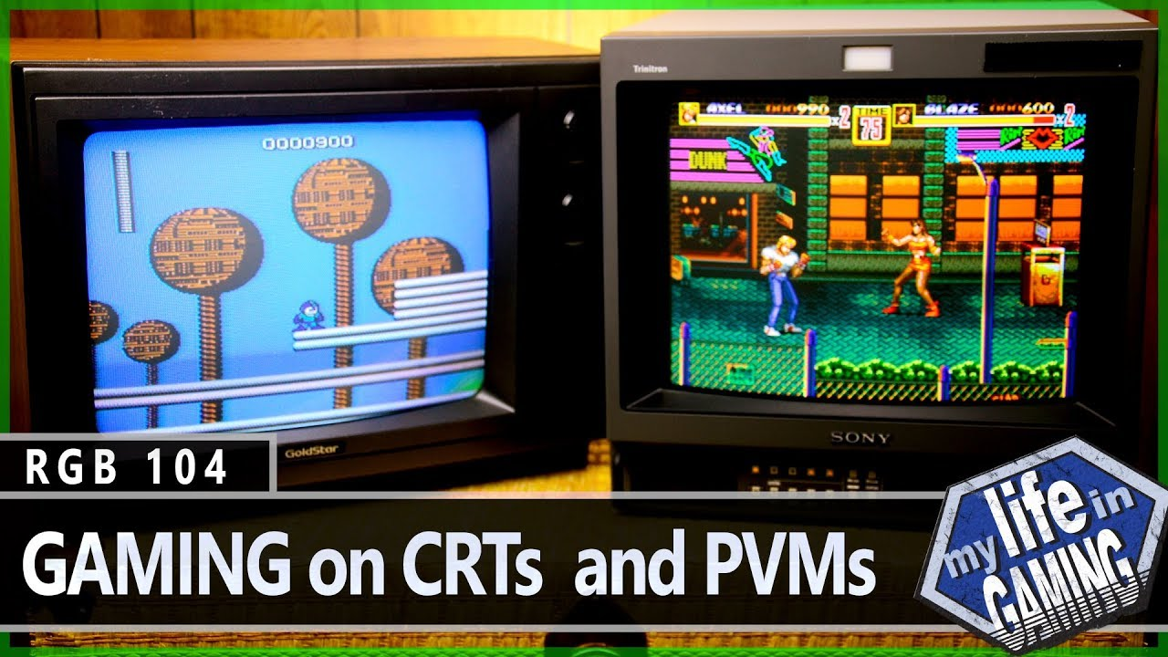 How to play retro video games: Re-releases, emulators, CRTs