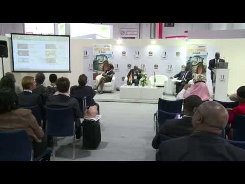 Ivory Coast's Country Presentation