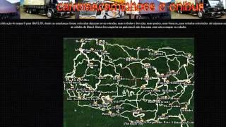 tutorial: como colocar caminhoes no haulin e como baixar mapa do brasil no haulin. (com voz)