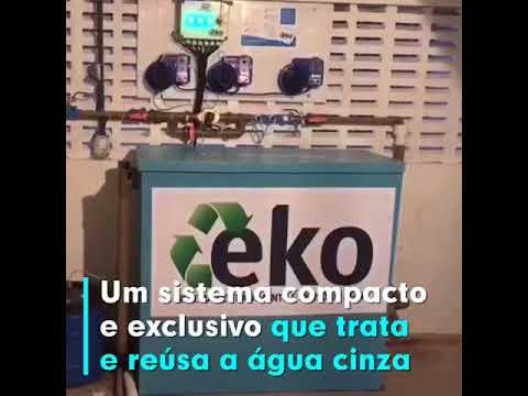 Brasilia Solar- Reuso de água cinza