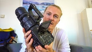 Life Update + Win My Sony Fs700!