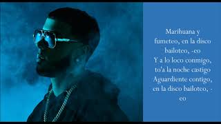 Whine Up - Nicky Jam & Anuel AA - (Lyrics).mp3