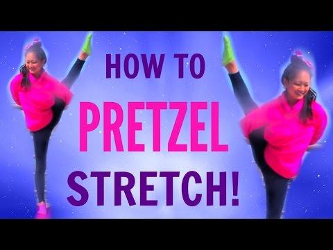 How To Do A PRETZEL | Standing Splits