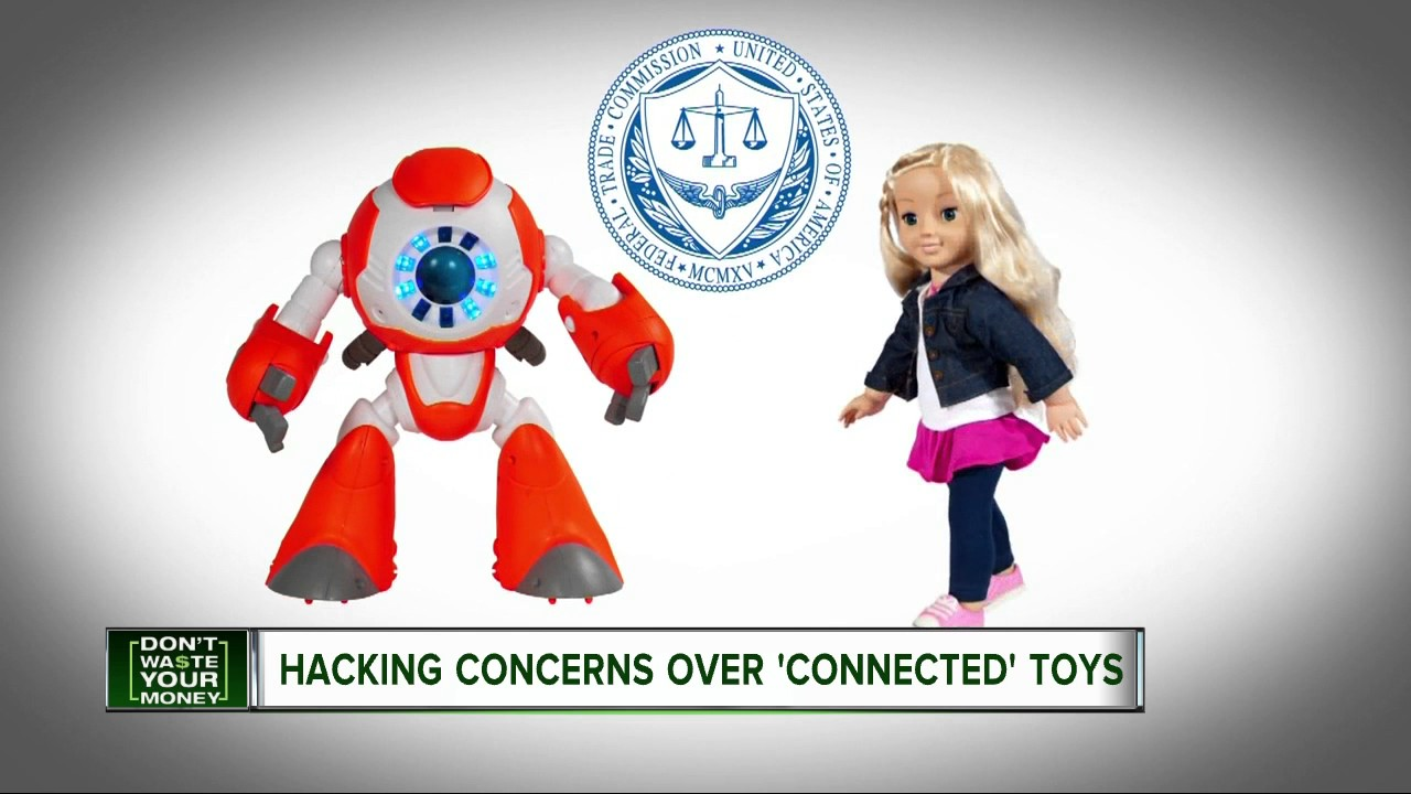 Hacking Concerns Over Connected Toys Youtube